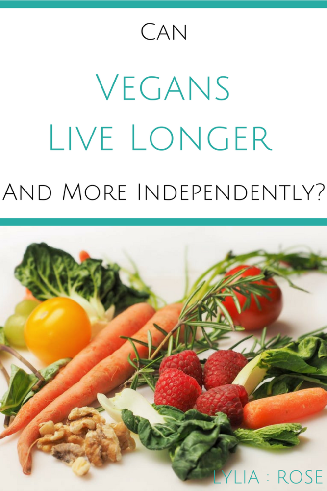 Can Vegans Live Longer And More Independently_