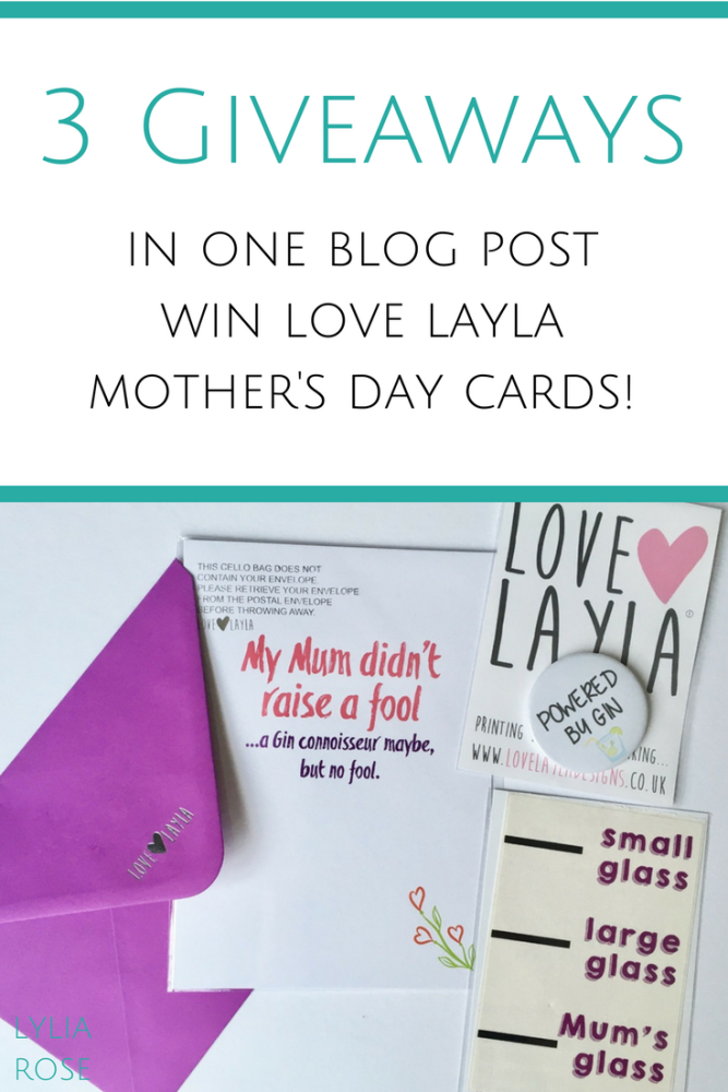 love layla giveaways