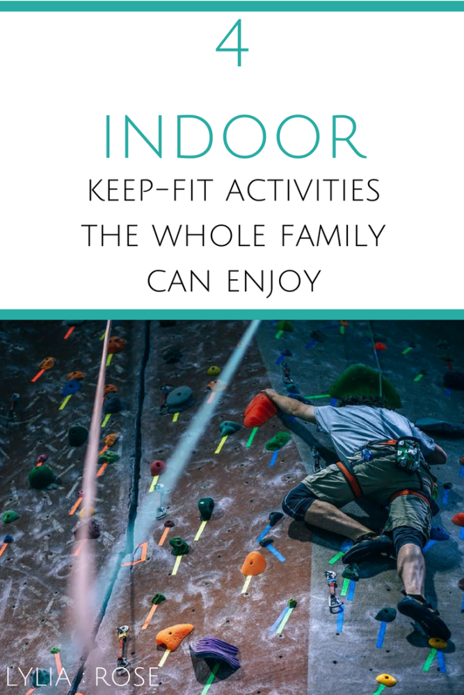 4 indoor keep fit activities the whole family can enjoy