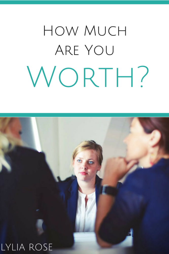 how much are you worth