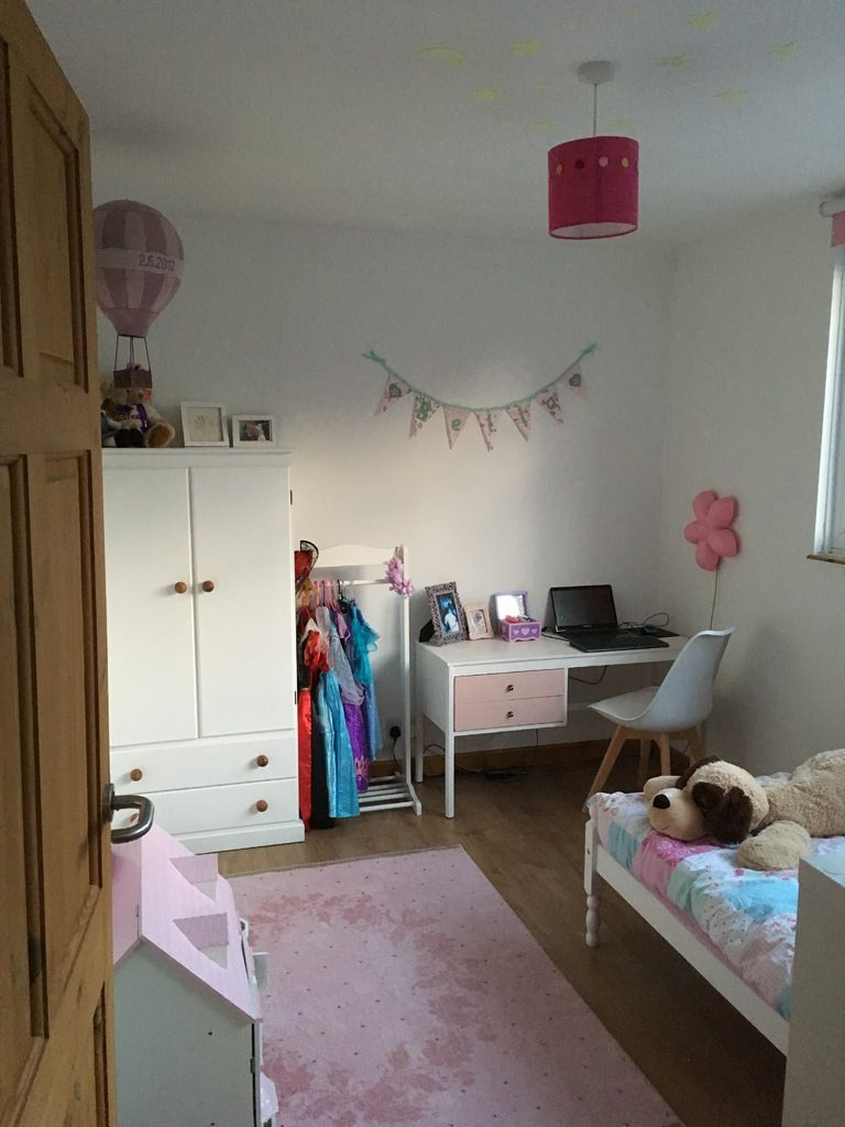 Girls Bedroom Inspo Inspiration Pink White Lylia Rose Blog