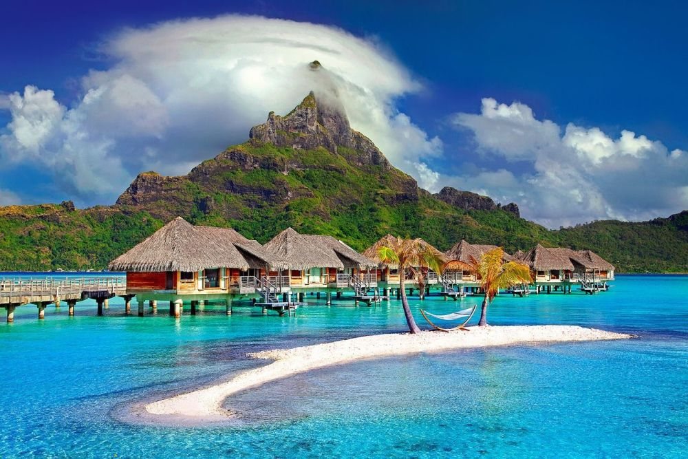 My 2018 family travel plans and bucket list - Bora Bora