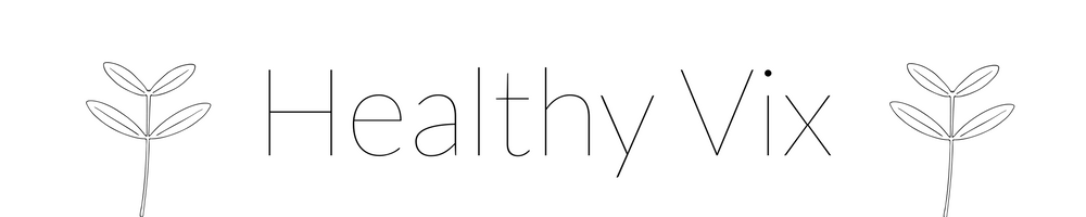 Why I've set up a second blog: An introduction to Healthy Vix