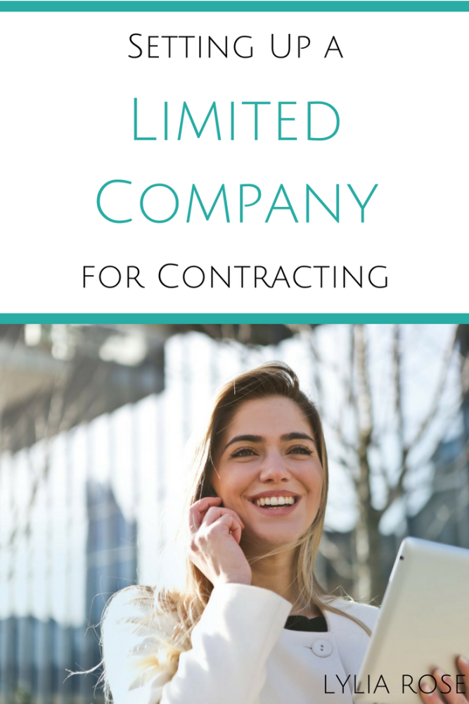Setting Up a Limited Company for Contracting