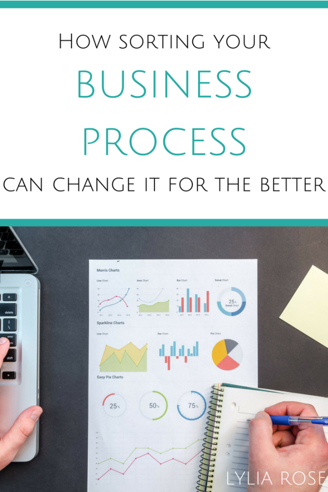How sorting your business process can change it for the better