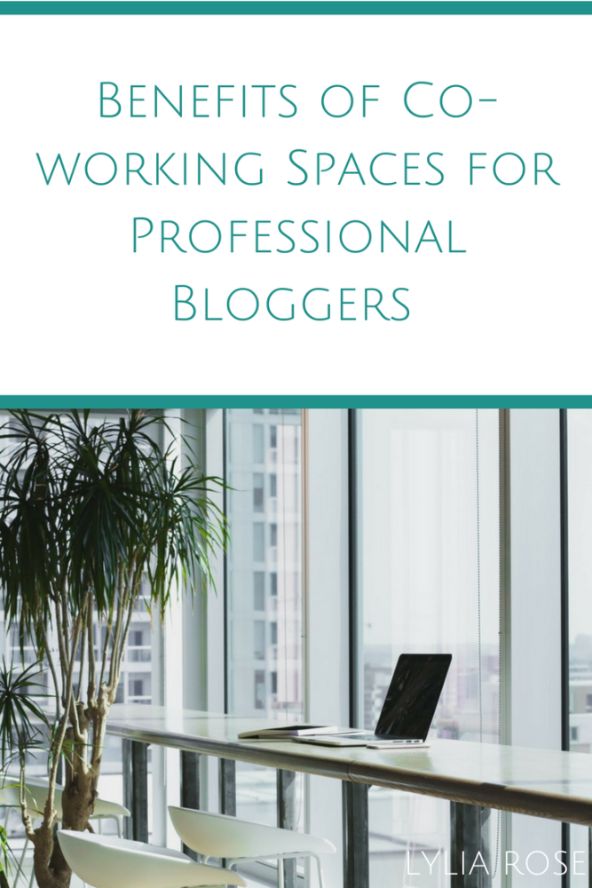 The Benefits of Co-working Spaces for Professional Bloggers and Home Busine