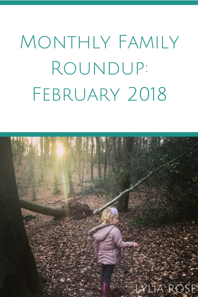 Monthly Family Roundup_ February 2018