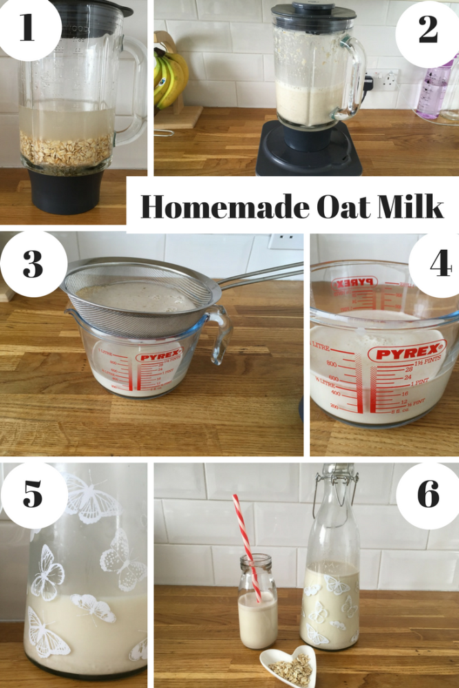 How to easily make your own delicious homemade oat milk