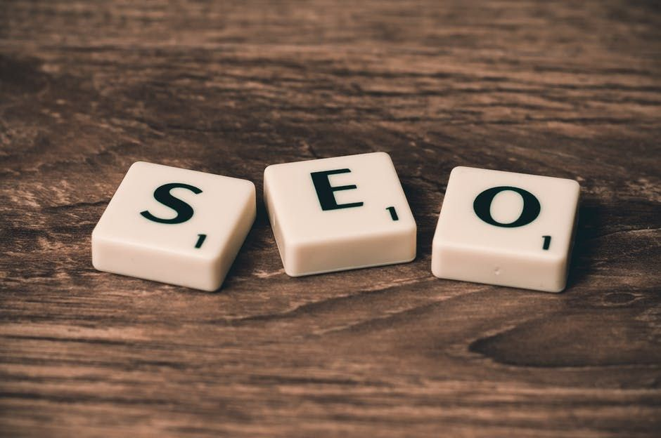 SEO boosting tips for your lifestyle blog - scrabble image