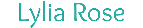 Lylia Rose UK Lifestyle Blog Header Image Logo