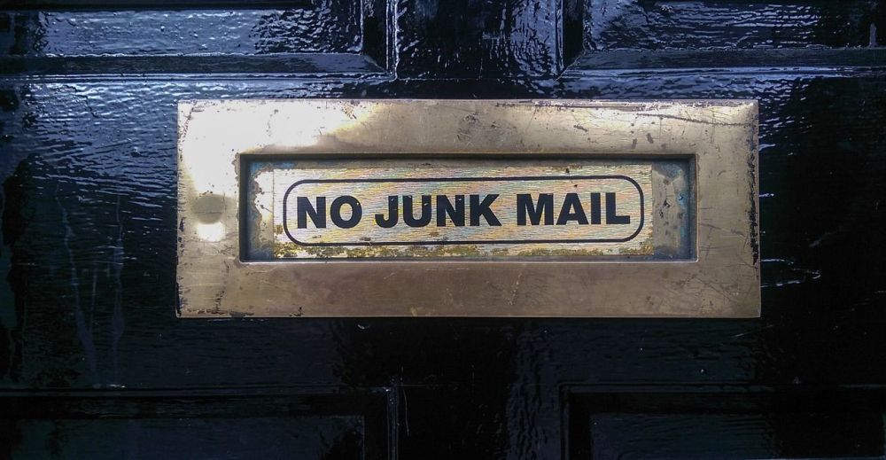 Rant Are you tired of Royal Mail delivering junk mail