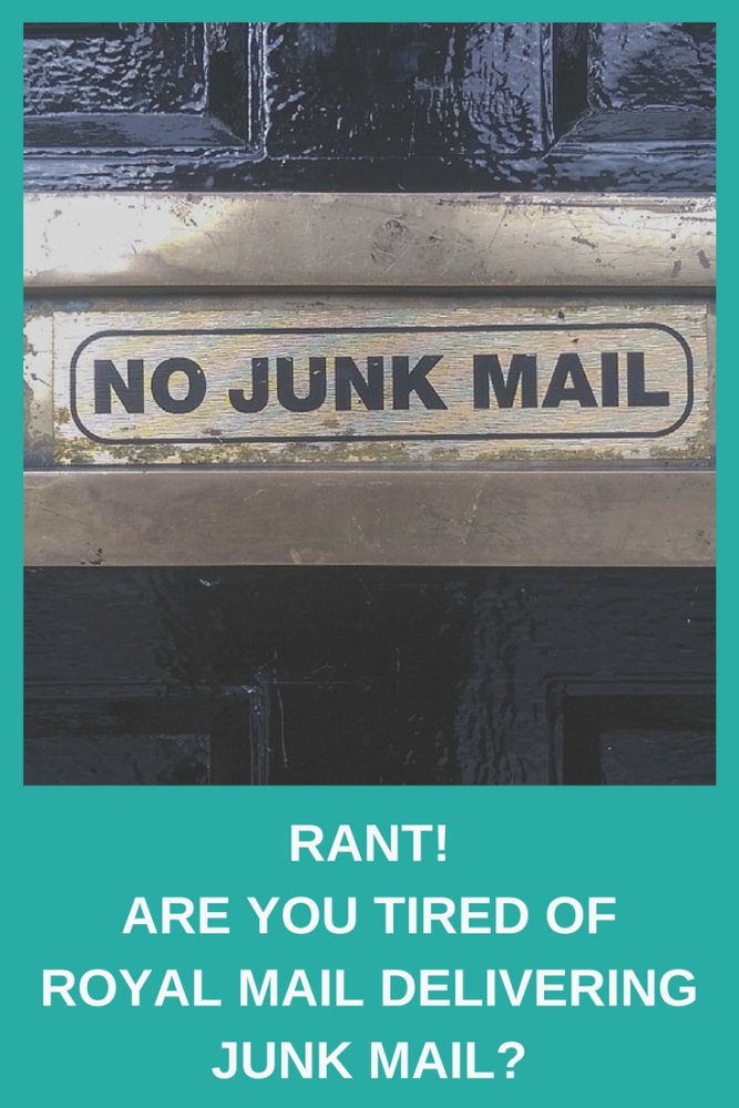 Rant! Are you tired of Royal Mail delivering junk mail_ (1)