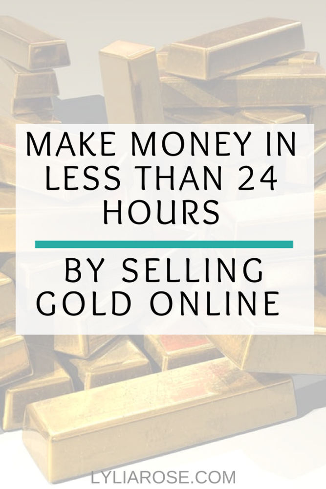 Make money in less than 24 hours by selling gold online _ Hatton Garden Met