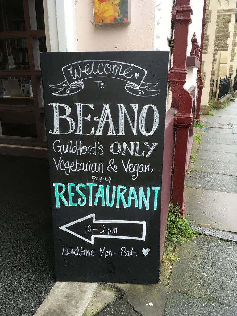 Beano Guildford Vegan vegetarian Cafe Monthly Family Roundup April 2018 Lyl