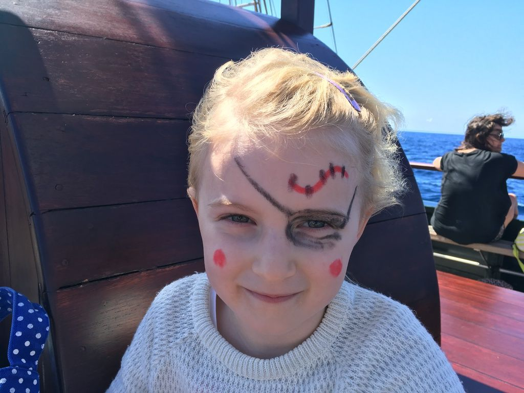 bella Review Pirate Tour aboard the Pedra Sartaña in Morro Jable Fuertevent