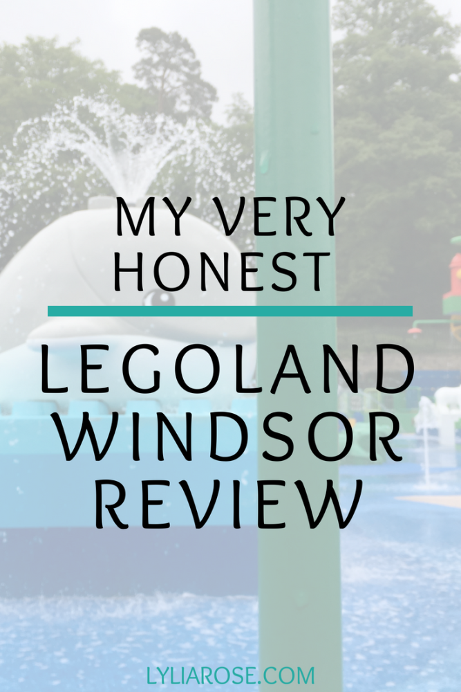My Very Honest LEGOLAND Windsor Review