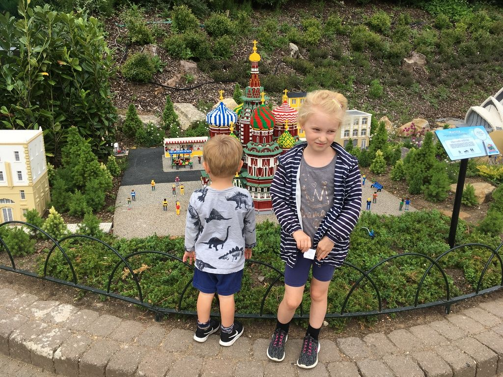 My Very Honest LEGOLAND Windsor Review st basils cathedral