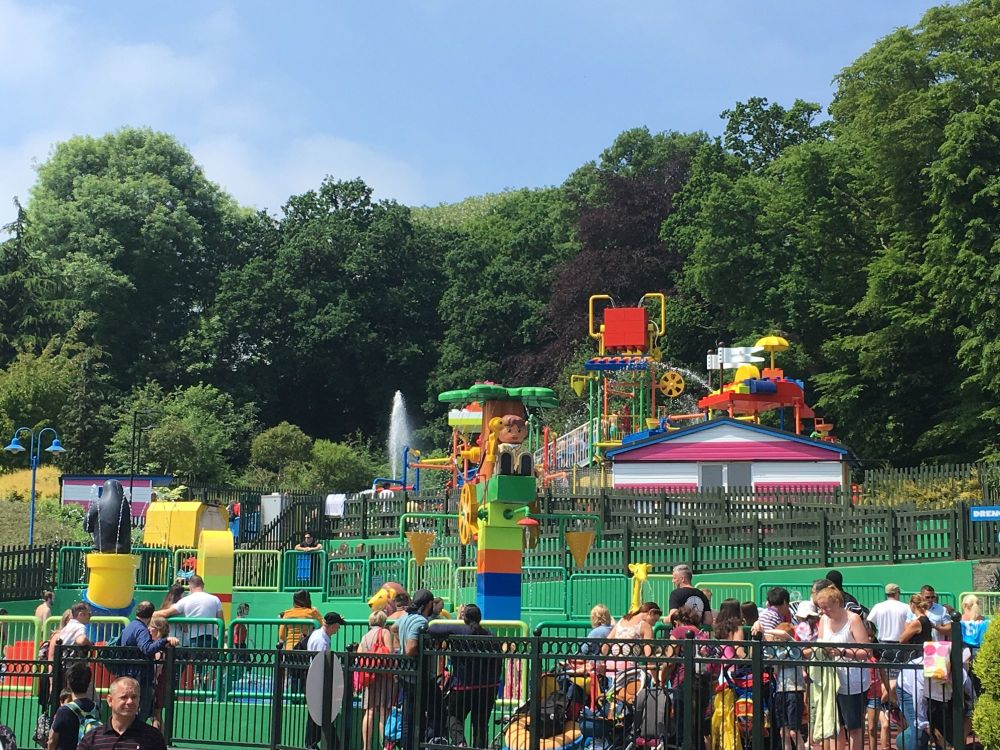 My Very Honest LEGOLAND Windsor Review Splah Land