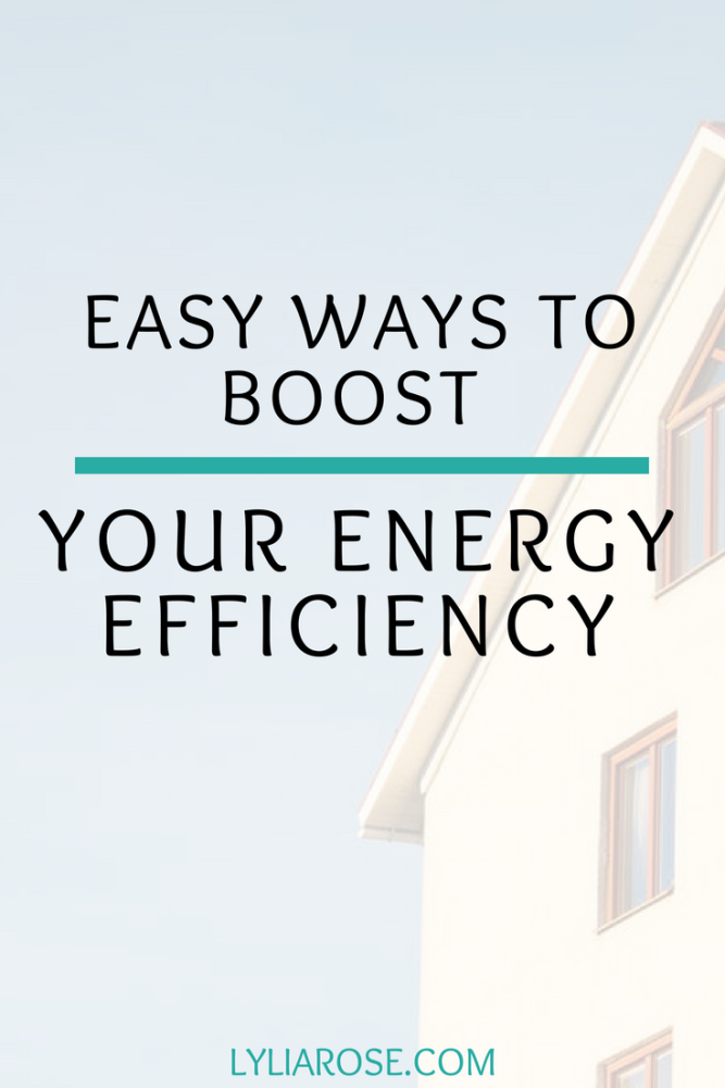 Easy Ways to Boost Your Energy Efficiency