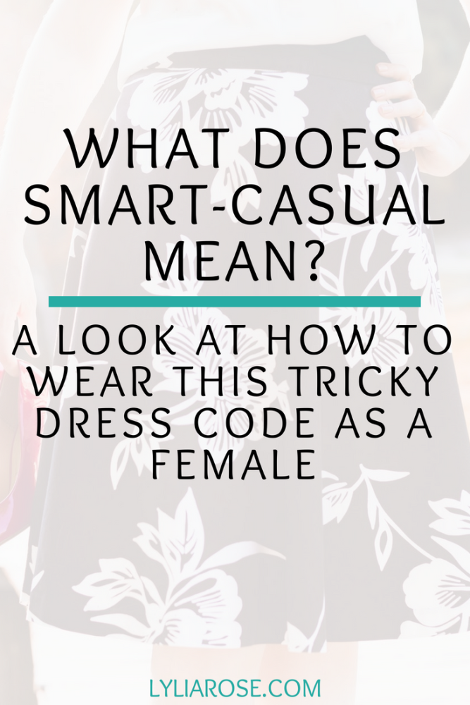 What does smart-casual mean_ A look at how to wear this tricky dress code a