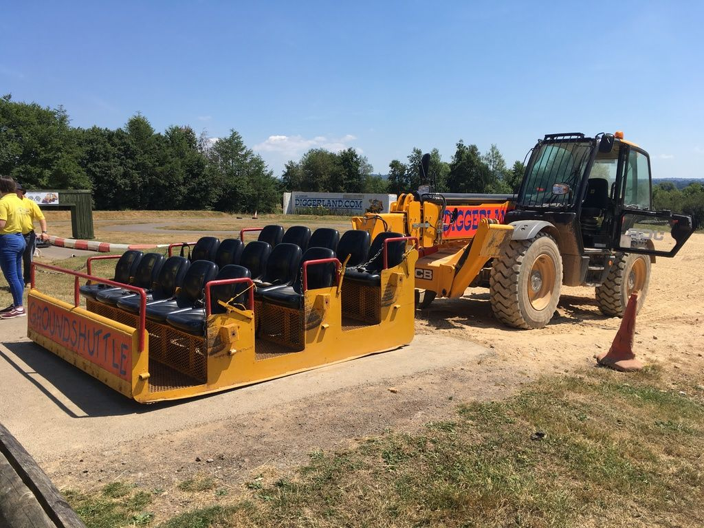 Diggerland Devon review – Fun things to do in the south west with kids and