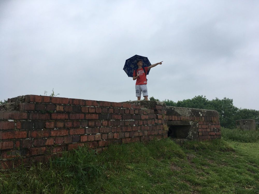 Monthly Family Roundup May and June 2018 pillbox nuthill gloucester