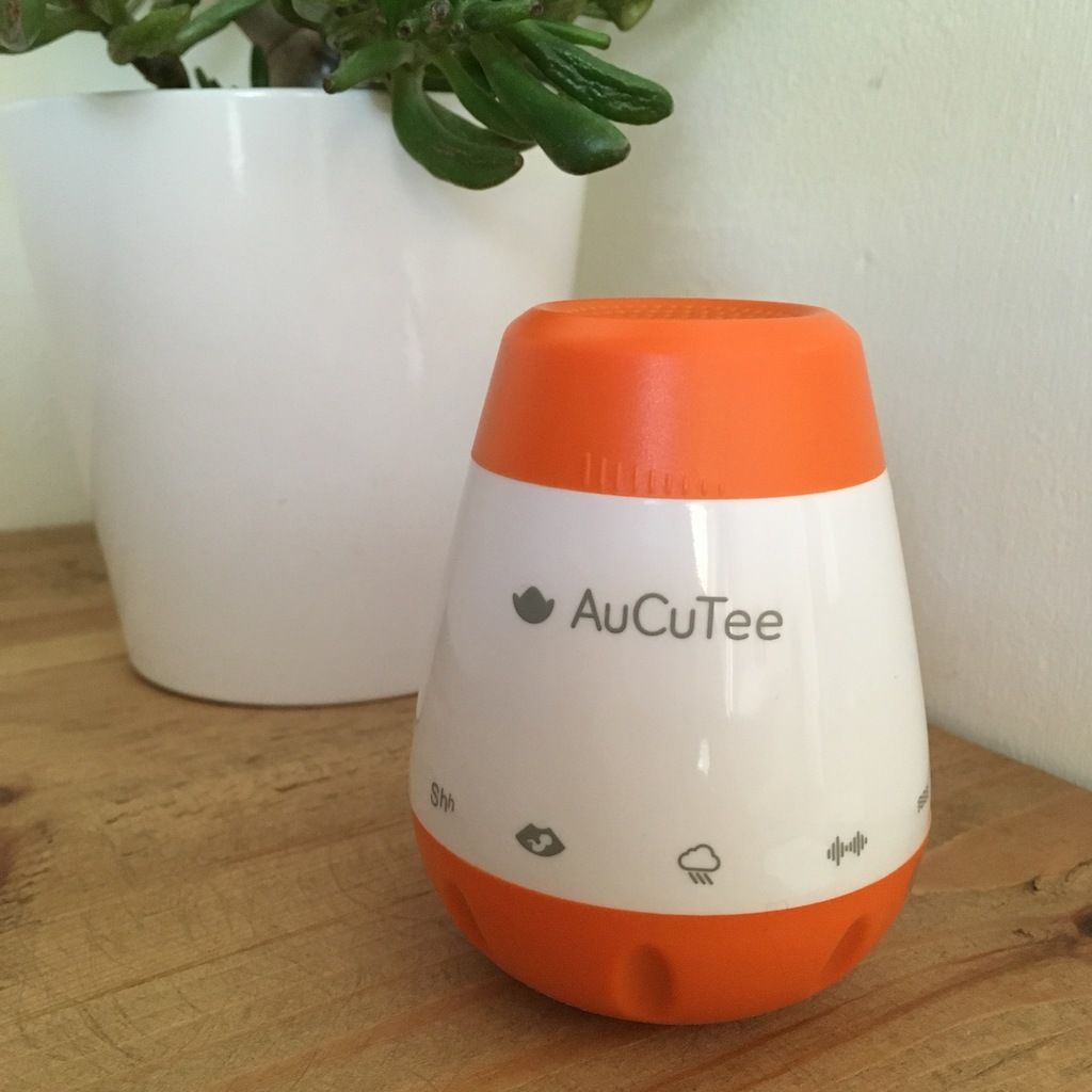 AuCuTee Baby Soothing Sounds Machine Review - photo