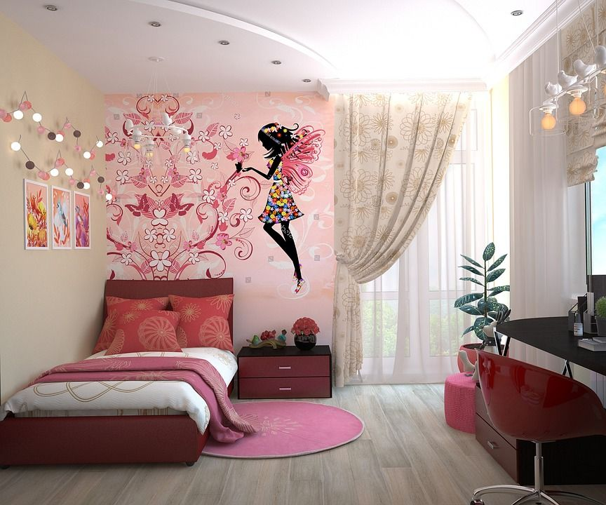 3 ways to create a feature wall in your home - mural