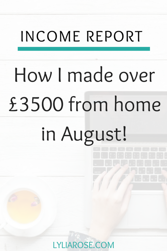 Blog and Home Income Report August 2018 (1)