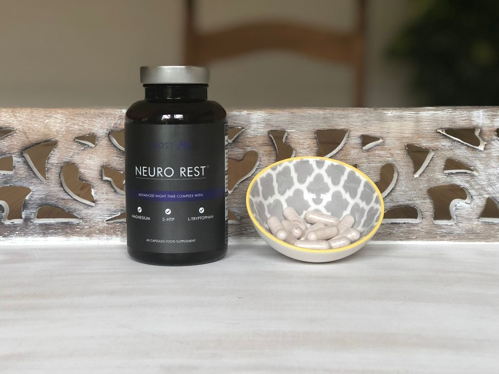 Utmost Me Neuro Rest natural sleep aid review (and tips for a better sleep)