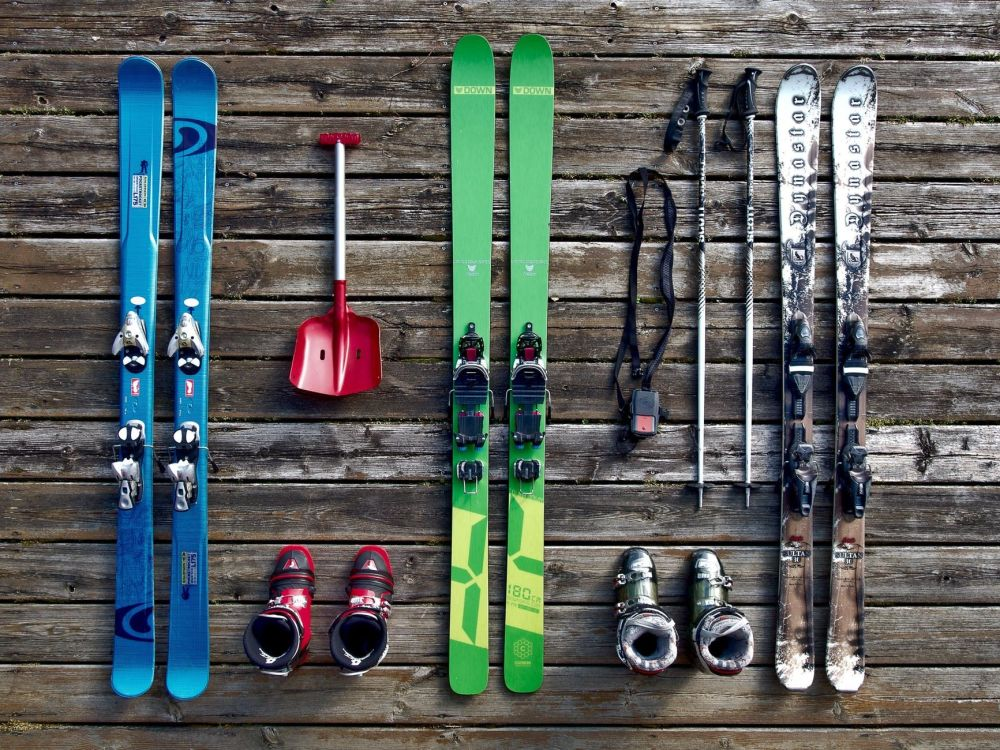 My winter bucket list - skiing