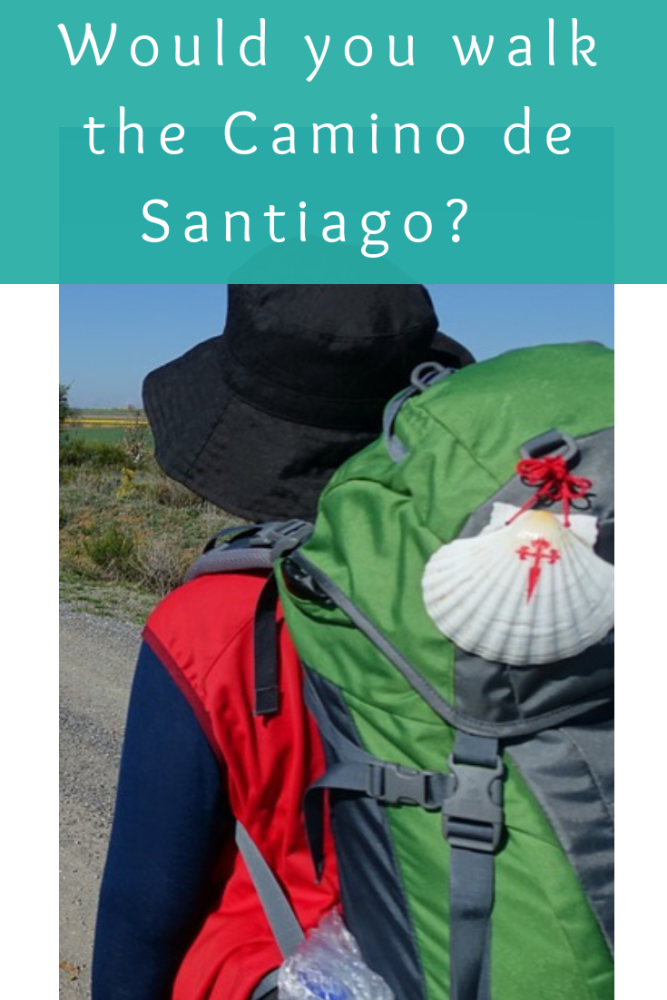 Would you walk the Camino de Santiago_