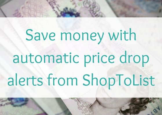 Save money with ShopToList - a universal online wish list with price drop alerts with ShopToList