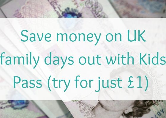 Save money on UK family days out with Kids Pass (try for just £1)