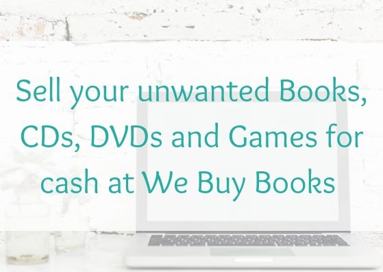 Sell your unwanted Books, CDs, DVDs and Games for cash at We Buy Books