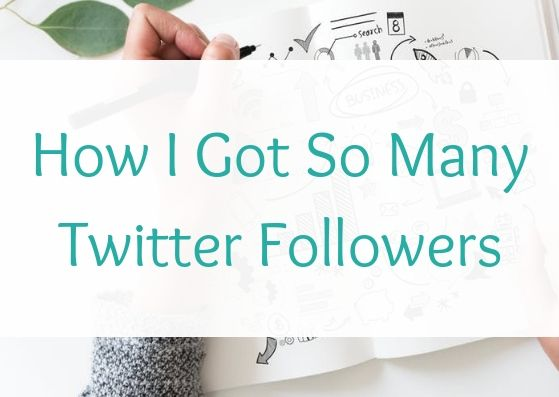 How I Got So Many Twitter Followers