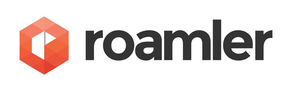 Make money from your phone with Roamler app - logo