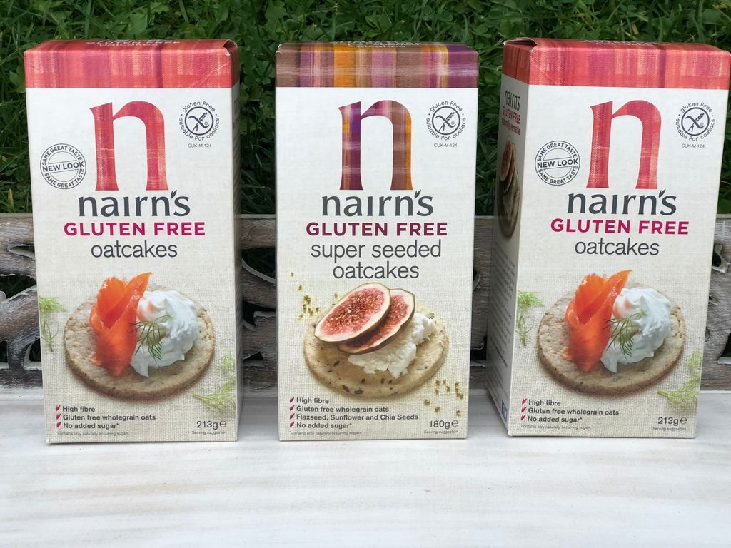 5 quick, easy deliciously sweet vegan Nairn's Oatcakes toppings