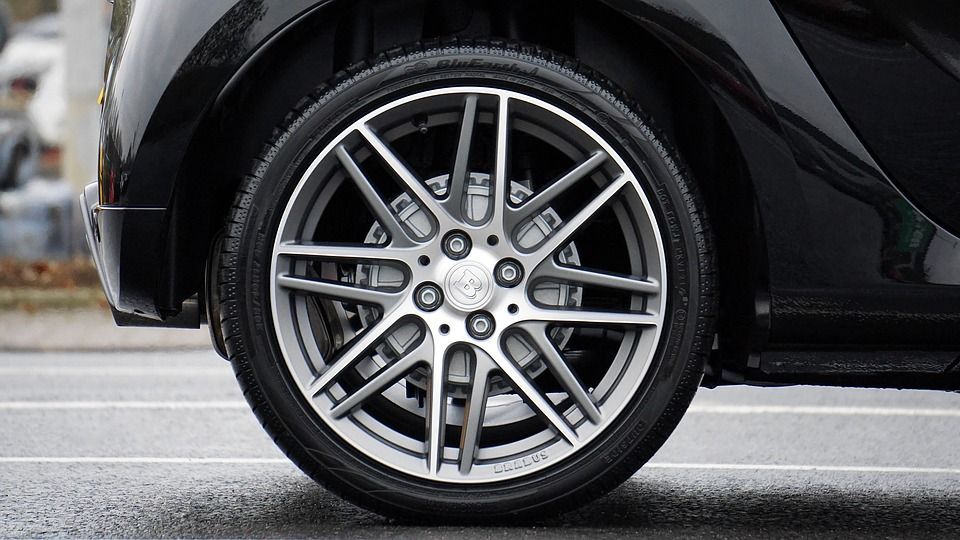 Save money by regularly maintaining your car tyres
