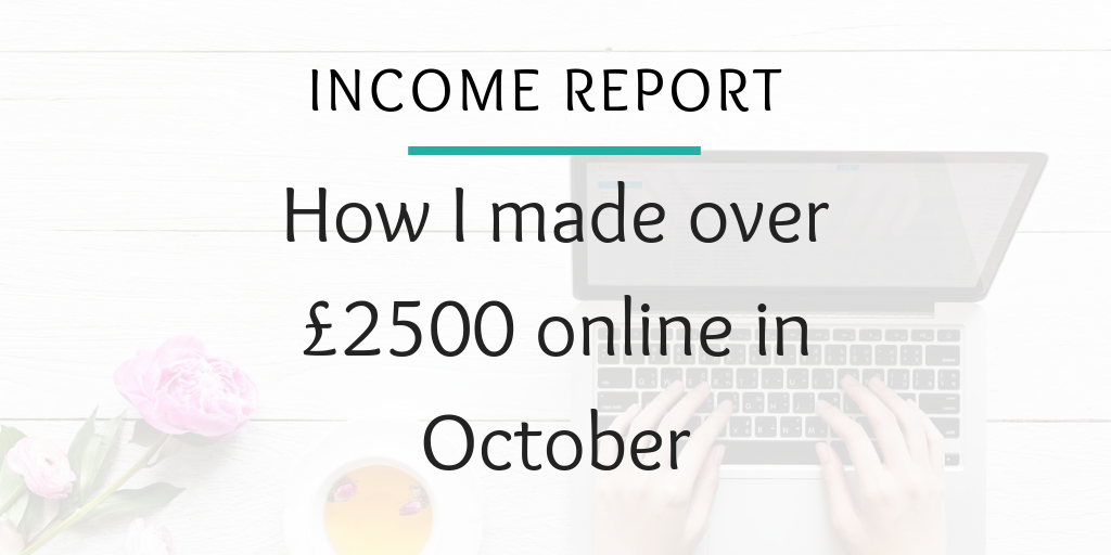 Blog and Home Income Report September 2018 (1)