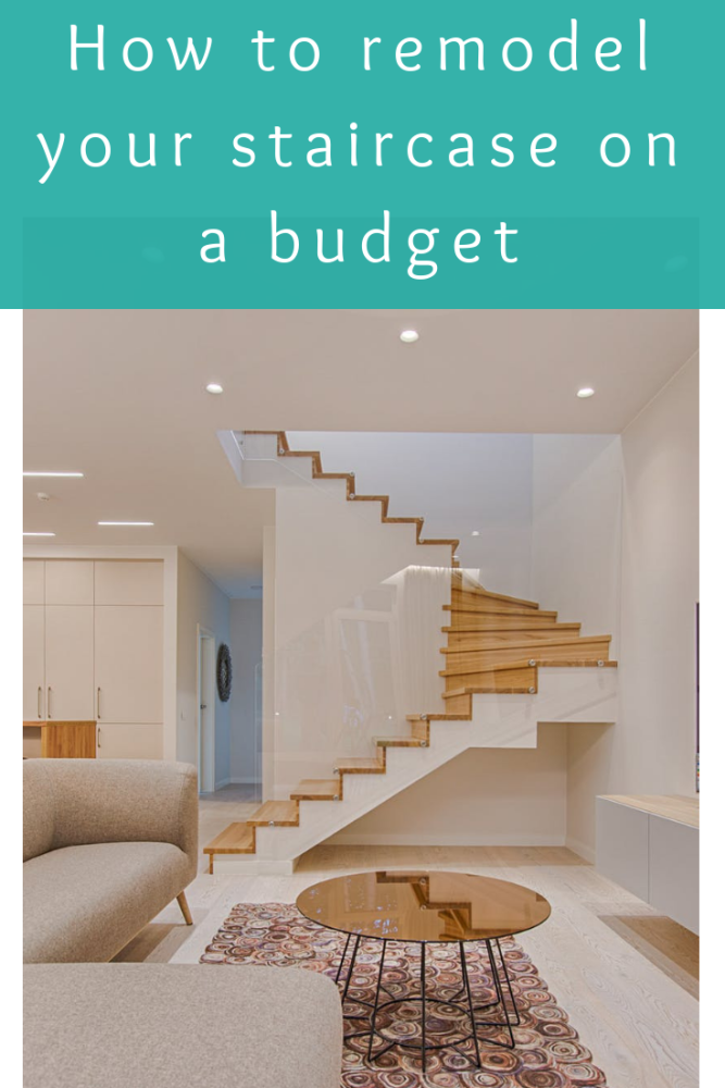 How to remodel your staircase on a budget (2)