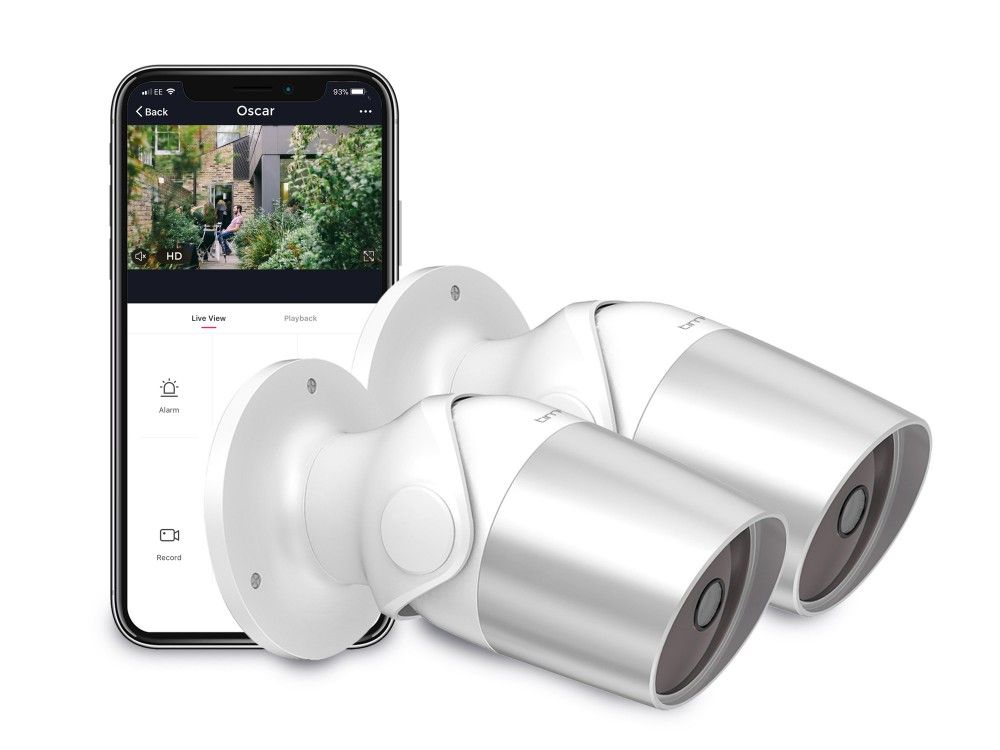 Top reasons to install smart home security outdoor