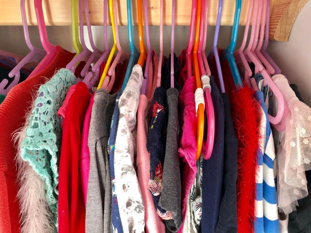 Tips for saving money when buying kids clothes