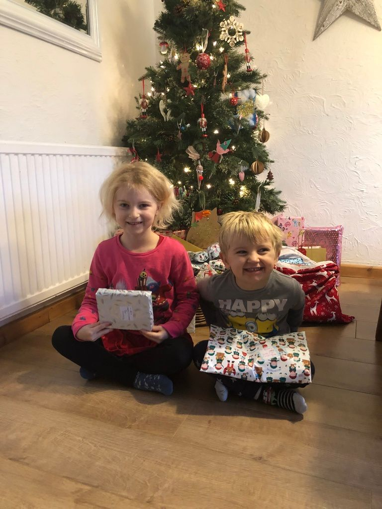 December 2018 monthly family roundup christmas