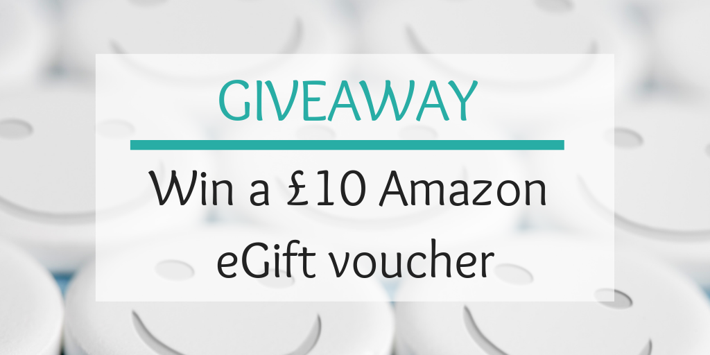 win a £10 amazon egift card