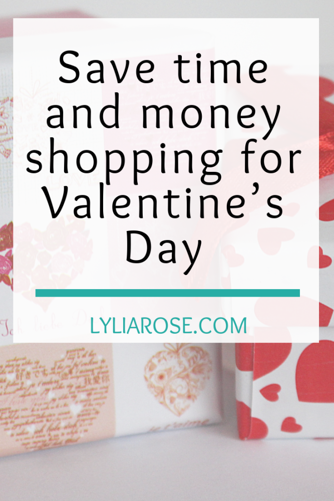 Save time and money shopping for Valentine's Day (1)