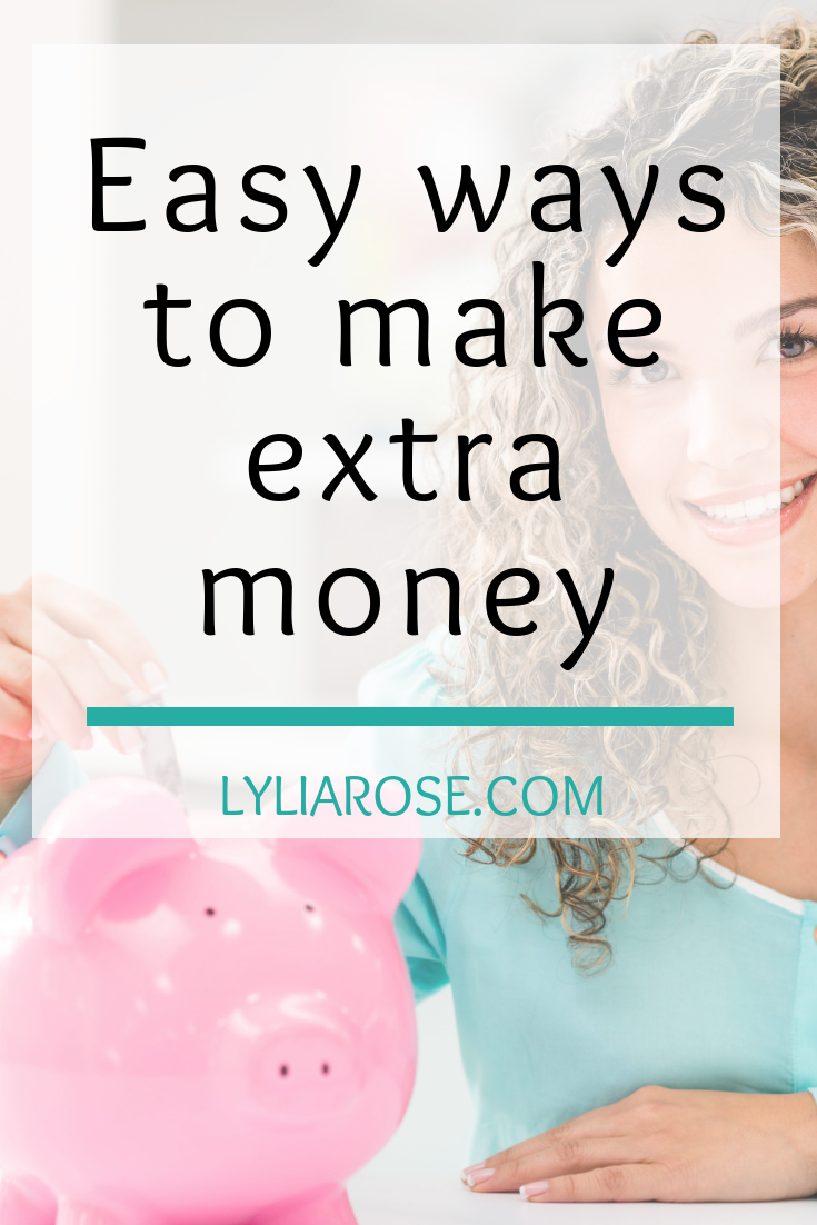 easy ways to make extra free money