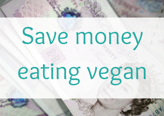 save money eating vegan plant-based protein