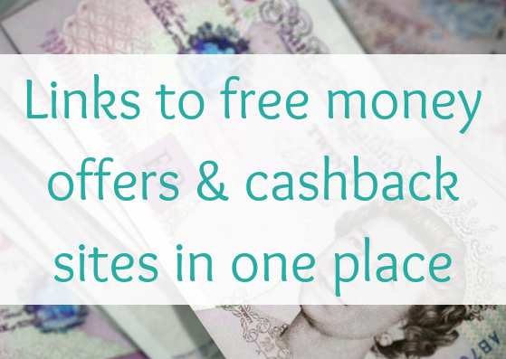 free money offers and cashback resources quick links