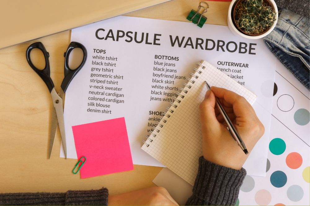 Save time, space and money with a capsule wardrobe (1)